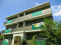オリーブA棟[2階]の外観