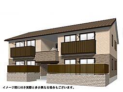 山口県宇部市上野中町の賃貸アパートの外観
