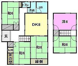 三津浜駅 1,480万円