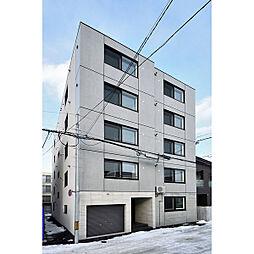札幌市電2系統 西線9条旭山公園通駅 徒歩4分の賃貸マンション