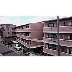 愛知県名古屋市名東区社台3丁目の賃貸マンションの外観