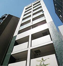 エイペックス東心斎橋1[4階]の外観