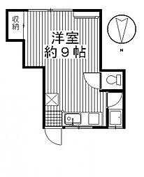 北高崎駅 1.5万円