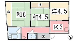 妻鹿駅 3.7万円