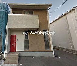 [一戸建] 岡山県岡山市北区厚生町3丁目 の賃貸【/】の外観