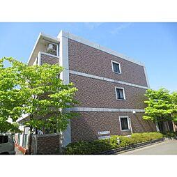 大阪府交野市星田1丁目の賃貸マンションの外観