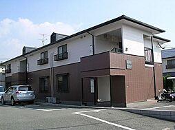 福岡県福岡市城南区樋井川3丁目の賃貸アパートの外観