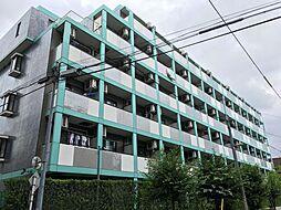 東京都練馬区豊玉北3の賃貸マンションの外観