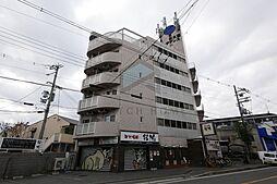 東大阪レヂデンス[2階]の外観