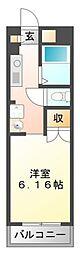 ウイニングパラ江坂[2階]の間取り