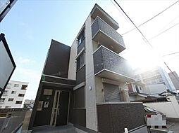 愛知県名古屋市昭和区天神町3丁目の賃貸アパートの外観