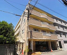 京都府京都市東山区渋谷東大路下ル妙法院前側町の賃貸マンションの外観