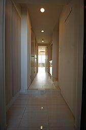 ルフォンブランシェ品川南大井の玄関