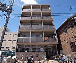 京都府京都市南区吉祥院三ノ宮町の賃貸マンションの外観
