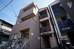 ピュア箱崎弐番館[3階]の外観