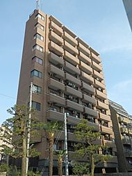 東京都板橋区幸町の賃貸マンションの外観