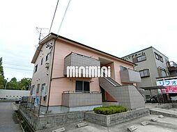 愛知県春日井市下条町3丁目の賃貸アパートの外観