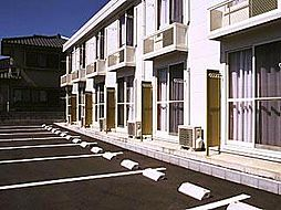 レオパレス藍[2階]の外観
