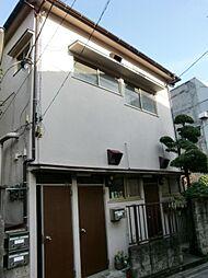 安斉荘[1階]の外観
