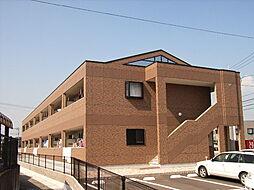 コートヴェール中島田[105号室号室]の外観