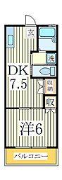 桜House[2階]の間取り
