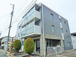 兵庫県西宮市東町1丁目の賃貸マンションの外観