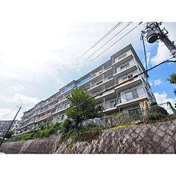 塚原台ハイツ9号棟[5階]の外観