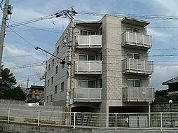 グレースコート山崎[2-2号室]の外観