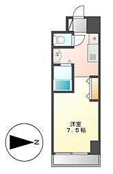 メゾン新栄[2階]の間取り