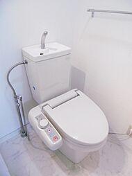 置地マンションのシャワートイレ