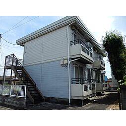 JR高崎線 北本駅 徒歩8分の賃貸アパート