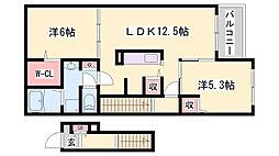 上郡駅 6.0万円