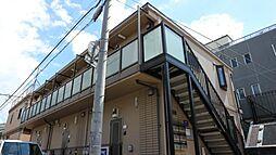 ソワサント菅野[1階]の外観