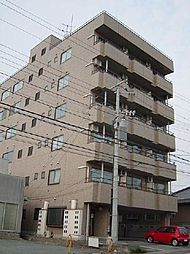 山形県山形市青田4丁目の賃貸マンションの外観
