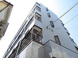 埼玉県川口市飯塚4丁目の賃貸マンションの外観