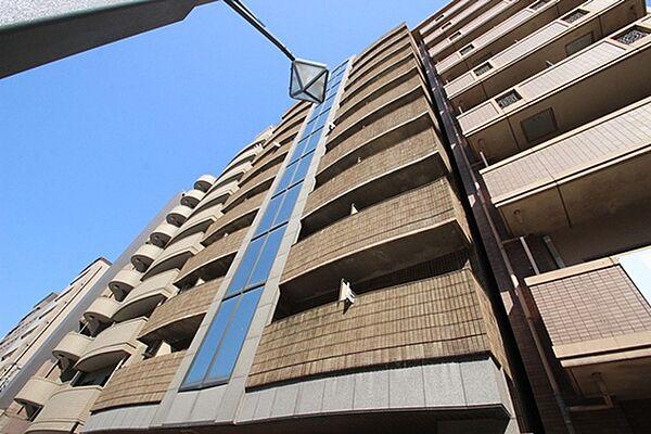Sウイングビル[6階]の外観