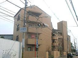モニタニュ・ベール・エムス[4階]の外観