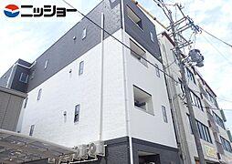 愛知県名古屋市西区花の木1丁目の賃貸マンションの外観