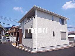 愛知県名古屋市緑区青山4丁目の賃貸アパートの外観