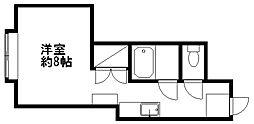セシオール青山[101号室]の外観