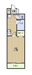 UMEX-7[6階]の間取り