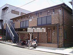 ミアカーサ青池II[1階]の外観