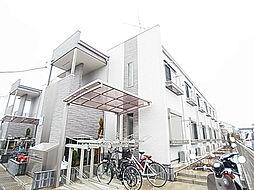 シーダーベルクA[1階]の外観