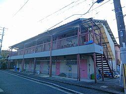 東阪田文化住宅[202号室号室]の外観