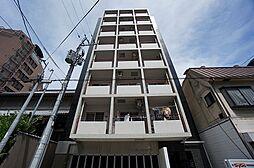 大阪府大阪市北区大淀南2丁目の賃貸マンションの外観