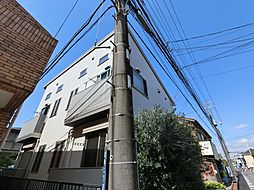 千葉県千葉市稲毛区黒砂2丁目の賃貸アパートの外観