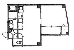 Pear Residence Minato[6階]の間取り