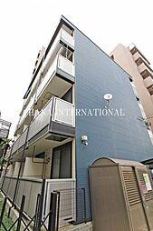 東京都国分寺市本多2丁目の賃貸アパートの外観