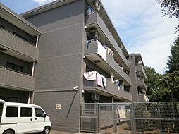 東京都世田谷区北烏山9の賃貸マンションの外観
