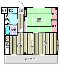 大物駅 5.8万円